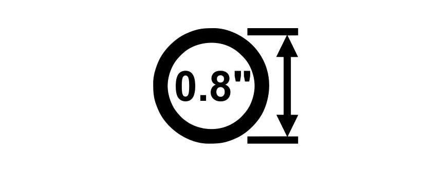 калибр 0.8